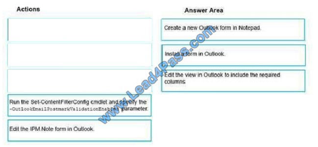 lead4pass ms-201 exam question q9-1
