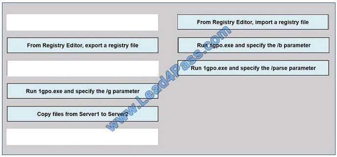 lead4pass 70-744 exam question q11-1