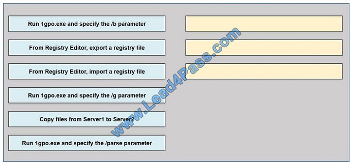 lead4pass 70-744 exam question q11