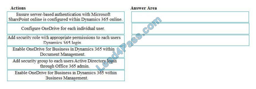 lead4pass mb-200 exam questions q11