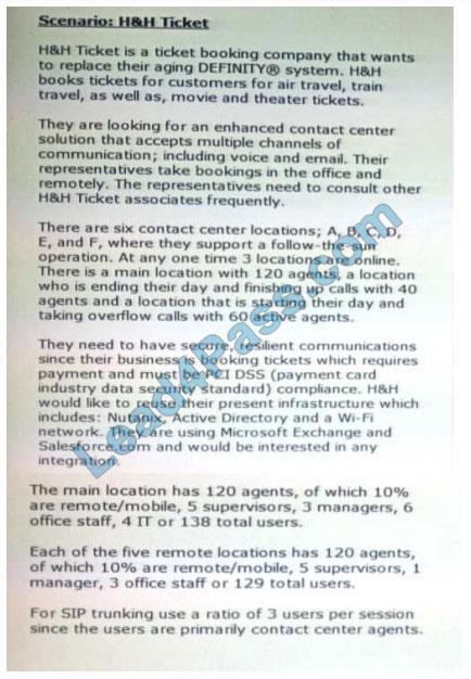 avaya 37820x certification exam q9